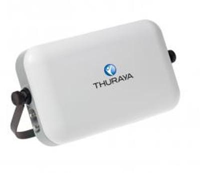 Thuraya Portable Active Antenna (SCAN) for IP/IP+ Terminal