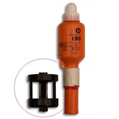 Daniamant L90 Lifebuoy Light Bracket Only