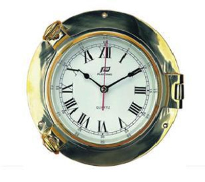 "Plastimo 6"" Clock Sealed RN"