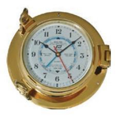 "Plastimo 5"" Time & Tide Porthole - Arabic"