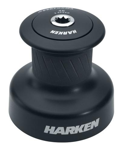 Harken Performa Alum Plain Top Winch (50.2PTP)