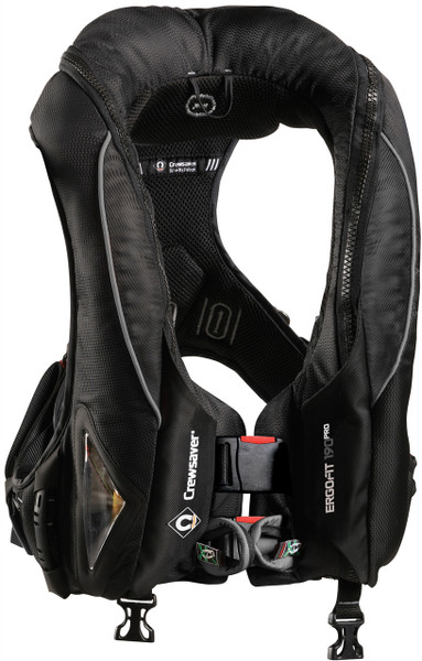 Crewsaver ErgoFit 190N Pro Lifejackets with Light & Hood - Hammar