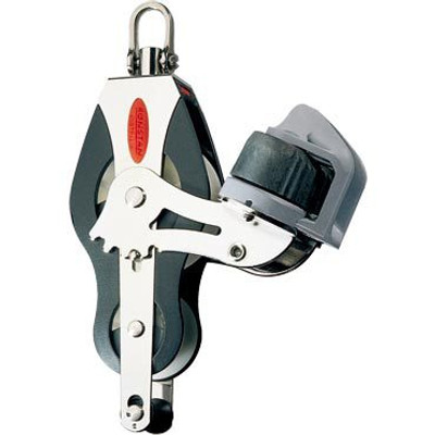 Ronstan Series 50 All Purpose Block, Fiddle, Becket, Cleat