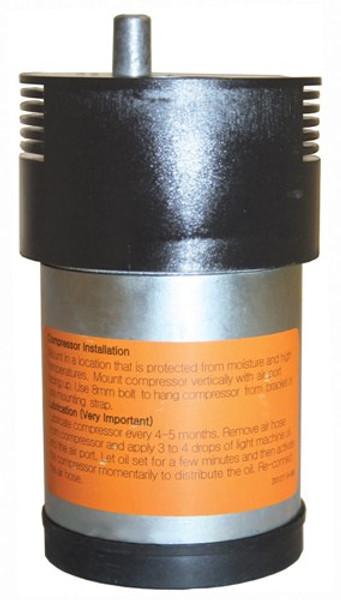 Replacement Compressor for Air Horns 12v/24v (SP381/SP382)