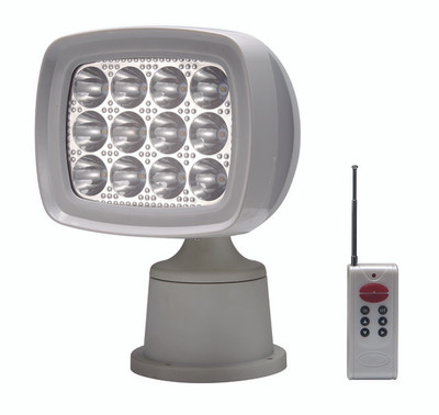 Remote Control Searchlight LED 1600 Lumen (RWB1659)