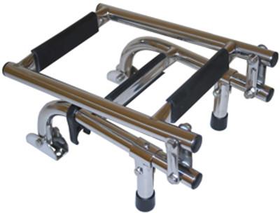 RWB Ladder Stainless Steel Boarding Narrow 3 Step