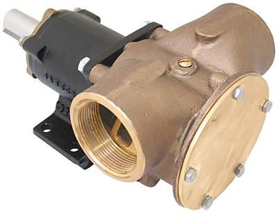 Jabsco Heavy Duty Composite Pump Bronze Pedestal 2 BSP (J50-126 Jabsco 52270-2011)