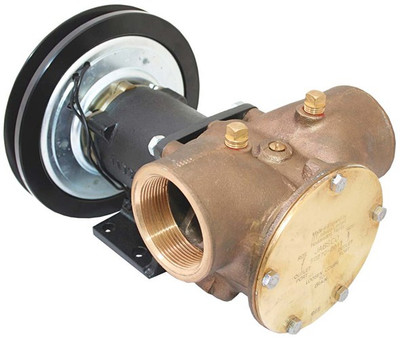"RWB Jabsco Heavy Duty Bronze Clutch Pump 2"" - 50270"
