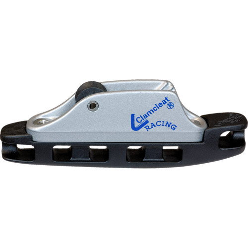Clamcleat Aero Cleat with C236MK1 Racing Junior with Roller Fairlead (C827-36AN)
