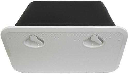 RWB Deluxe Storage Hatch with Box 600 White (RWB2344)