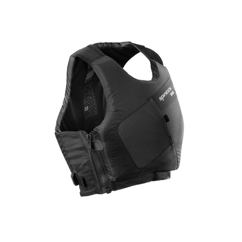 Spinlock Wing at an angle - Black Graphite