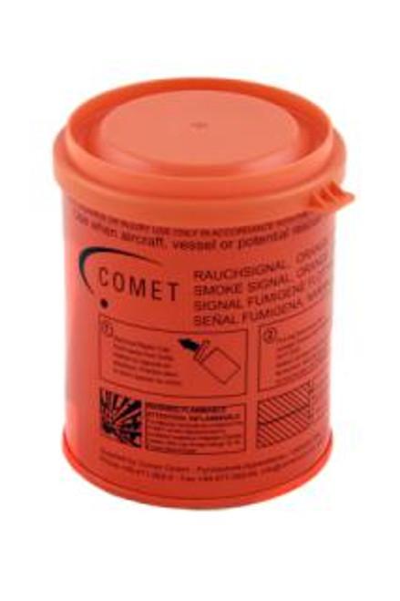 Comet Smoke Signal Orange 3min