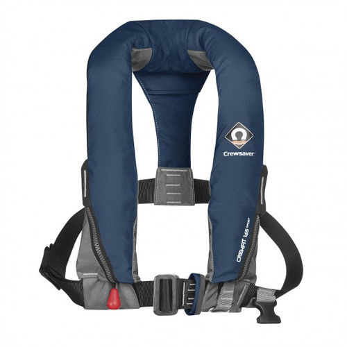 Automatic with Harness (Navy Blue)