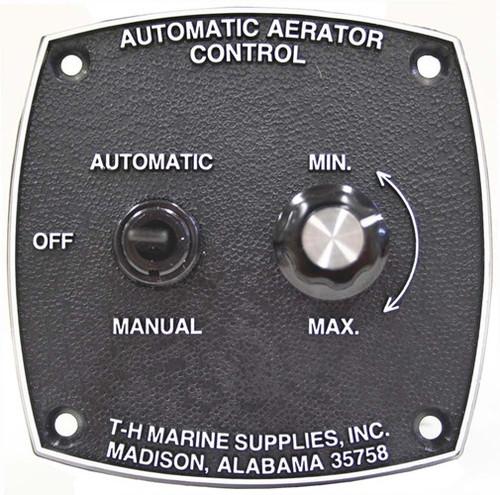 RWB Livewell Aerator Pump Automatic Controller Panel (RWB6942)