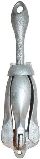 Folding Grapnel Anchor 4kg (RWB7263)