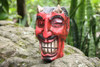 """Lucky Devil Bookend Stand 10"""" - Devil Decor Accent   #kng21045"""