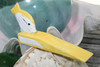 """Door Stopper w/ Fish 4"""" - Yellow Nautical Decor Accents 