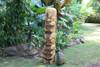 "Premium Love Tiki 40"" - Acacia Wood - Home Decor | #yda11018100"