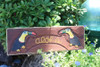 """PARROT ALOHA SIGN - 20"""" TEQUILLAVILLE"""
