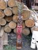 "Tiki Mask ""Big Kahuna"" 50 inch - Hand Carved   #dpt5292130d"