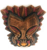 "Tiki Shield Mask 8"" Wall Plaque - Pop Art Culture 