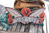 """Surf's Up"" Wooden Sign 16"" - Surf Decor | #dpt533340"