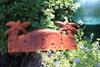 """WELCOME SIGN """"ALOHA"""" W/ PALM TREES - ISLAND HOME DECOR"""