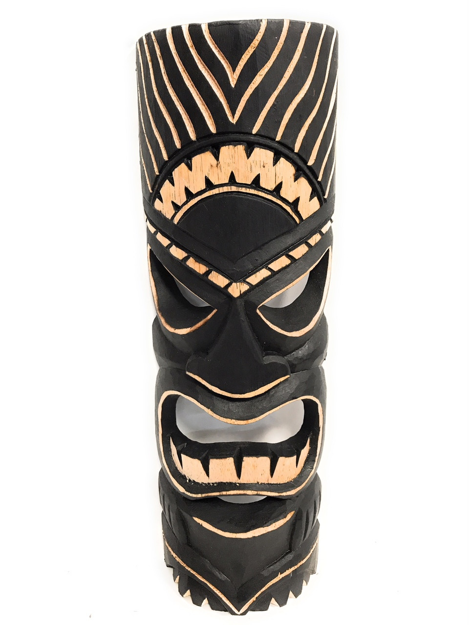 Fabulous Chief/Warrior Tiki Mask 20