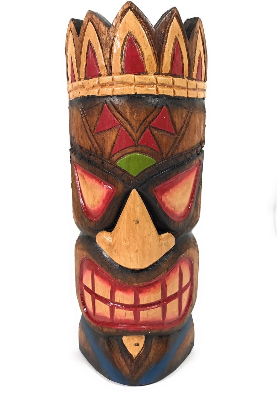 money tiki mask 12 hawaiian decor ksa902530 tikimaster com