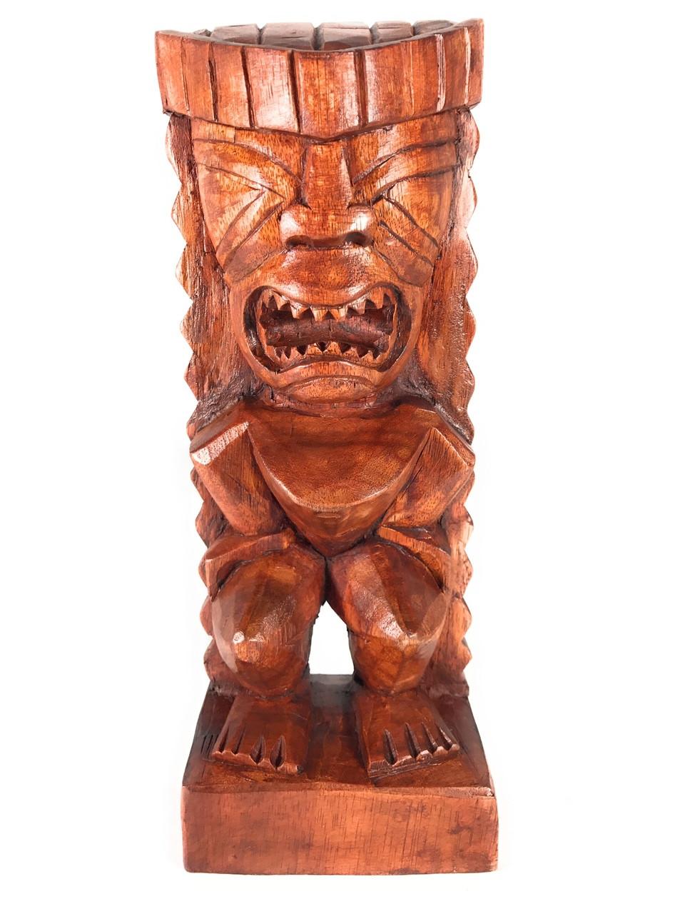 Kane Tiki 12 Quot Authentic Hawaiian Tiki Bla601630