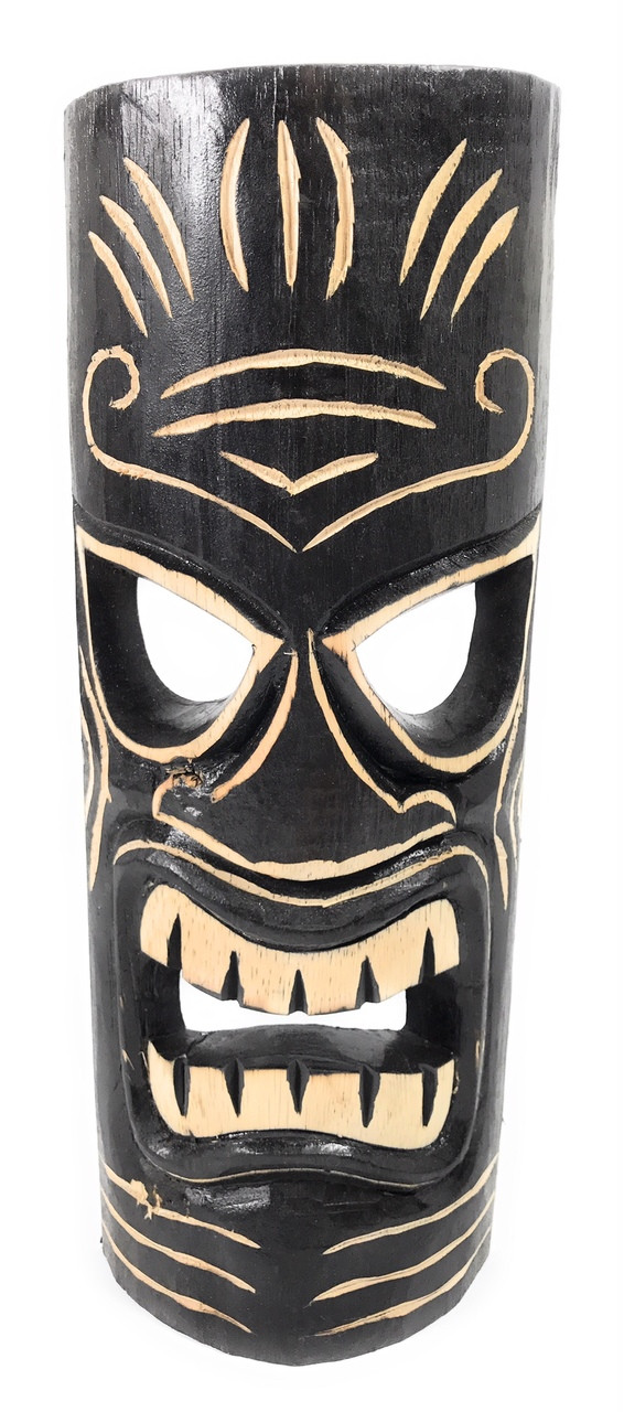 Strength Tiki Mask 12 Quot Hawaiian Decor Dpt513130