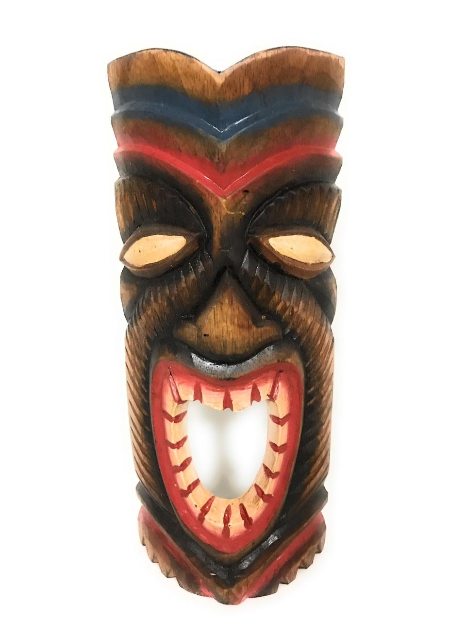 Laughing Tiki Mask 12 Quot Happy Tiki Idol Dpt513230