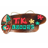 Tiki Bar Signs
