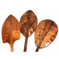 Koa Paddles