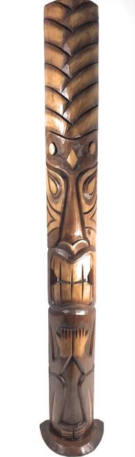 """Big Kahuna Tiki Mask on stand 60""""   #bag15045150b"""