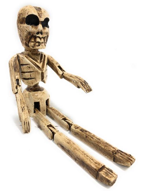 "Decorative Skeleton 15"" - Wall hanging Skull Decor | #kng21033"