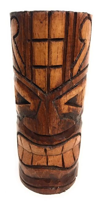 "Lucky Tiki Totem 6"" - Antique Finish - Hawaii Gifts   #dpt538715"