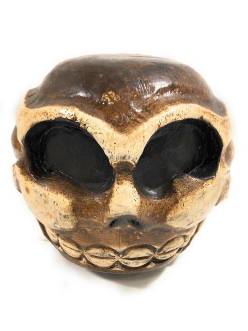 "Skull Bowling Ball 6"" - Decorative Skull Decor | #kng21048"