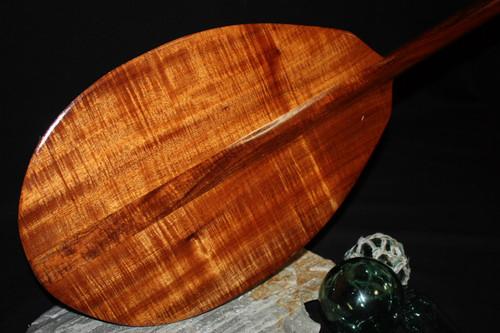"""AAA Premium Hawaiian Koa Paddle 60"""" - Made in Hawaii 6"""