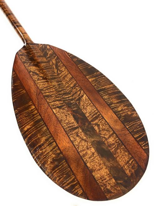 "Hot Magma AAA+ Premium Koa Paddle 50"" T-Handle - Made In Hawaii | #KOA4024"