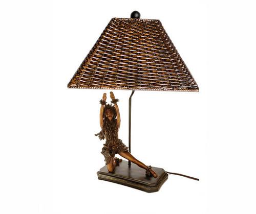 "Kilakila ""Strength"" Lamp 24"" By Kim Taylor Reece - Hawaii Art | #ktr696933142278"