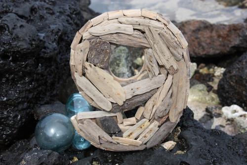 """9"" Driftwood Number 10"" Home Decor"