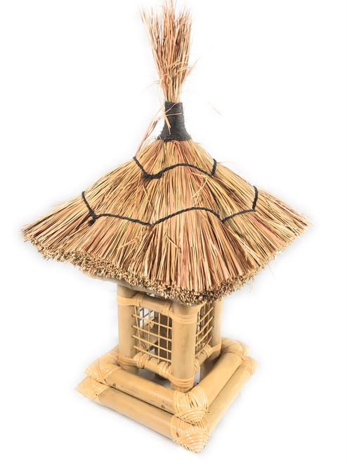 "Bamboo Lantern 24"" Garden Light Indoor/Outdoor | #ptb2909"