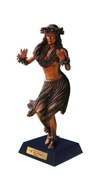 """Aloha"" Hula Dancer Statue - Kim Taylor Reece | #ktr696933142025"