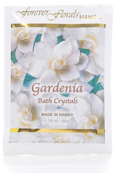 GARDENIA BATH CRYSTALS - ISLAND BATH MINERAL SPA
