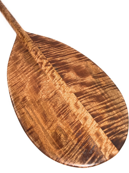 "Premium Mango Decorative Paddle 60"" - Made in Hawaii 