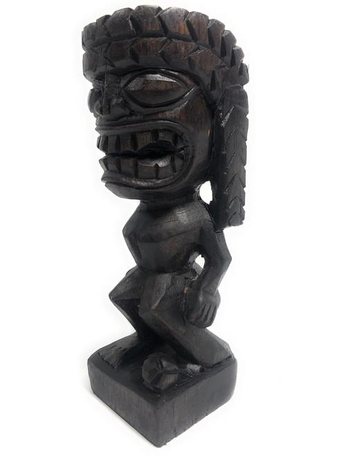 "Tiki Soccer Trophy 8"" - Kanaloa Hand Carved Sporting Event   #blats2013"