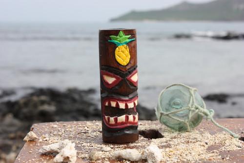 "Hospitality Tiki Totem 5"" w/ Pineapple | #dpt535812b"
