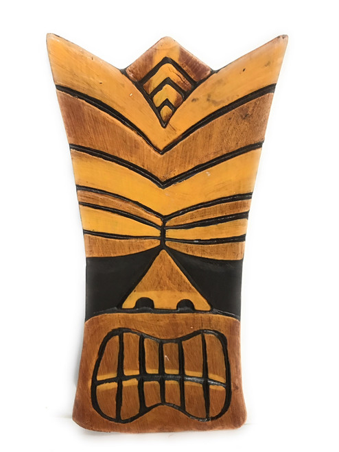 "Kapu Tiki Mask 12"" - Modern Pop Art Tiki Culture 
