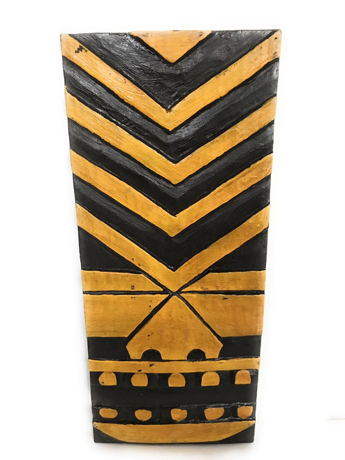 "Pohaku Tiki Mask 20"" - Modern Pop Art Tiki Culture 
